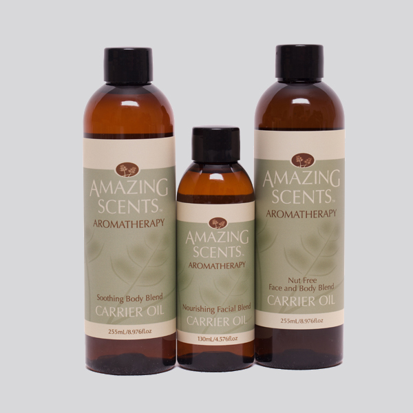 Soothing Body Carrier Oil